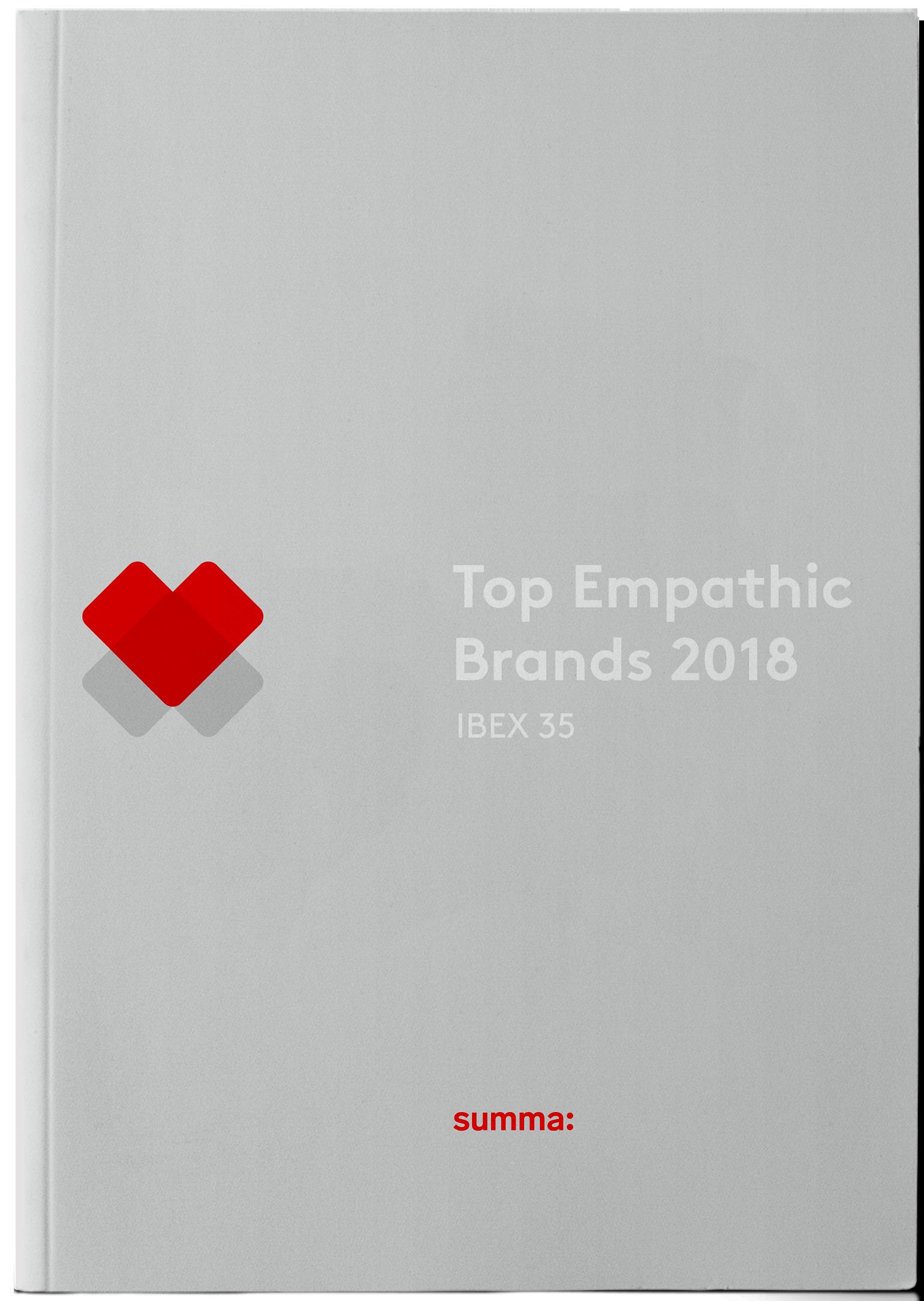 Top Empathic Brands - IBEX35